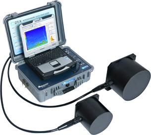 Dt-X Portable Echosounder